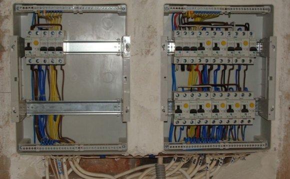Электричество в доме фото